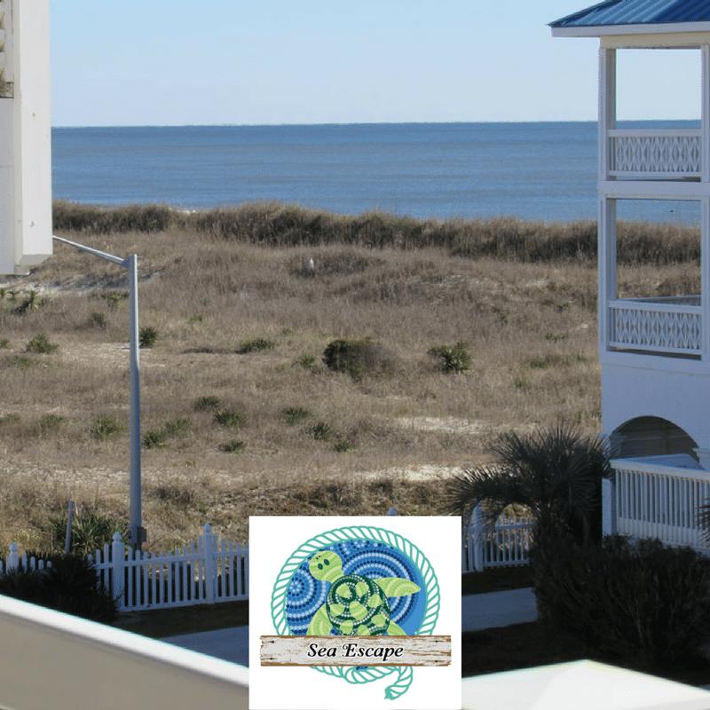 Ocean View Vacation Rentals - 4C Jan St- Ocean Isle Beach, NC 28469