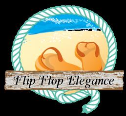 Flip Flop Elegance at Ocean Isle Beach, NC