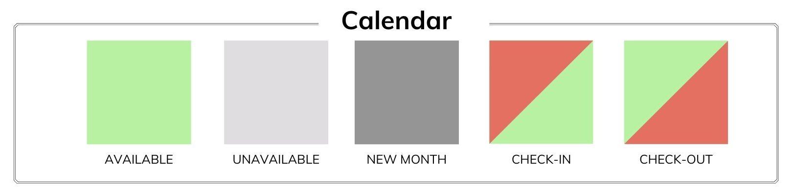 Calendar meanings